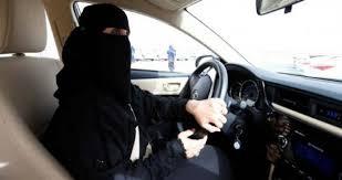قيادة المرأة في السعودية Women driving in Saudi Arabia