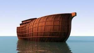 سفينة نوح وجبل الجودي Noah's Ark and Mount Judi