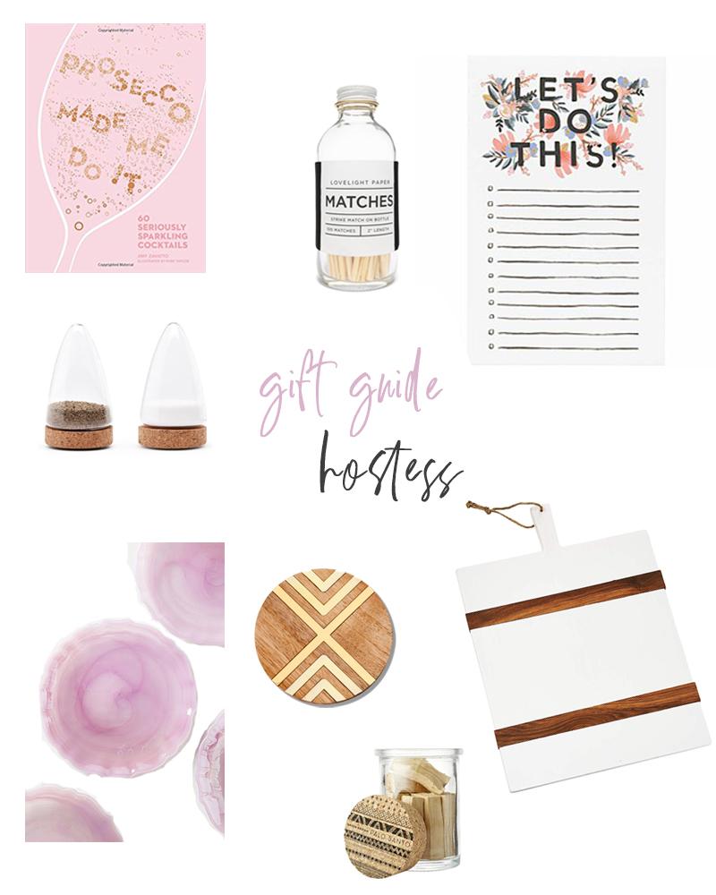 gift guide hostess