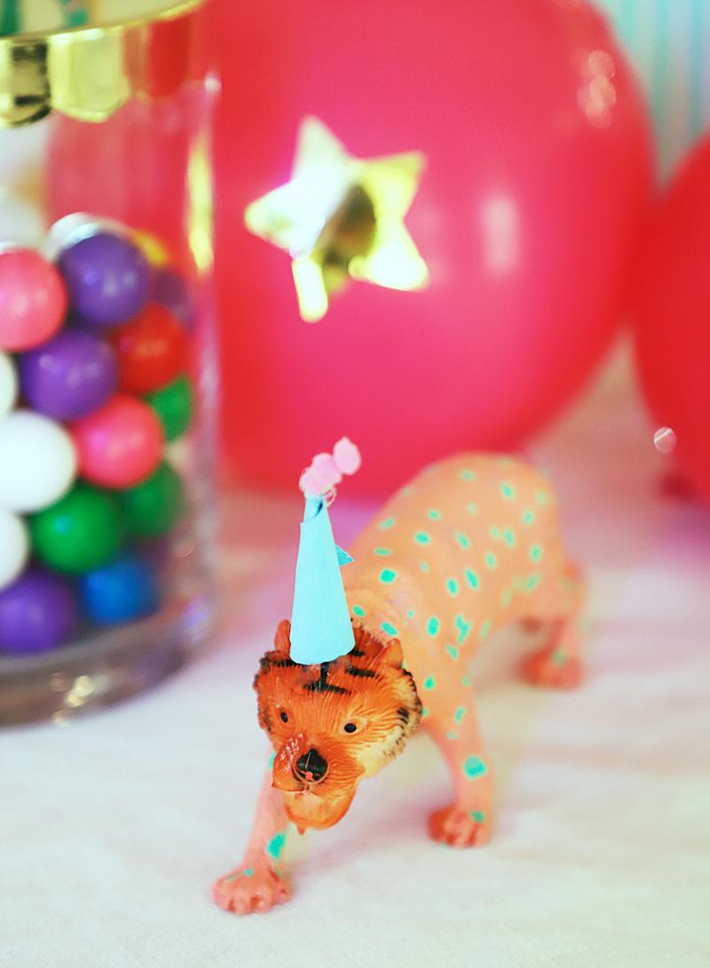 tiger circus party animal