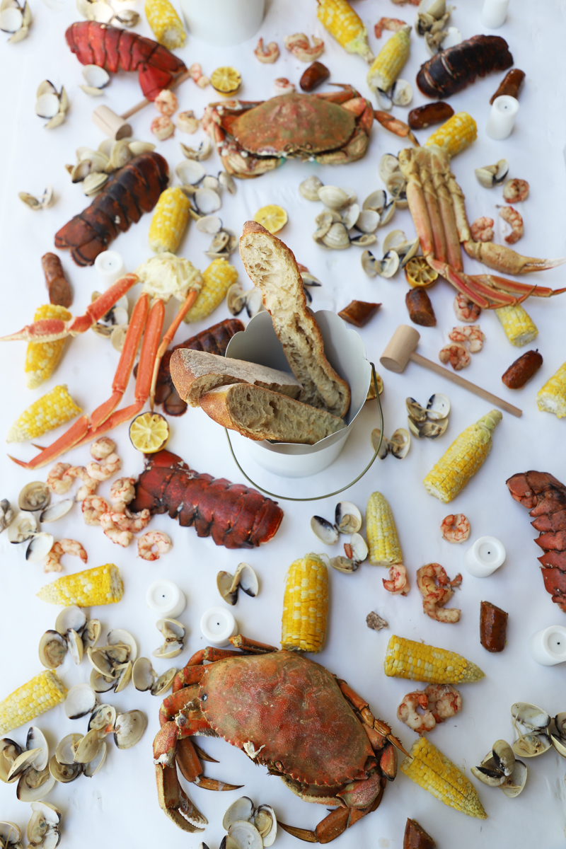 seafood boil ideas