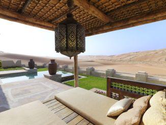 Anantara Qasr Al Sarab Hotel Image provided by Abu Dhabi Tourism Culture Authority