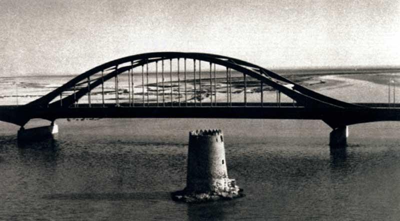 جسر المقطع القديم