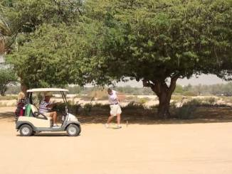 Al Ghazal Golf Club 1