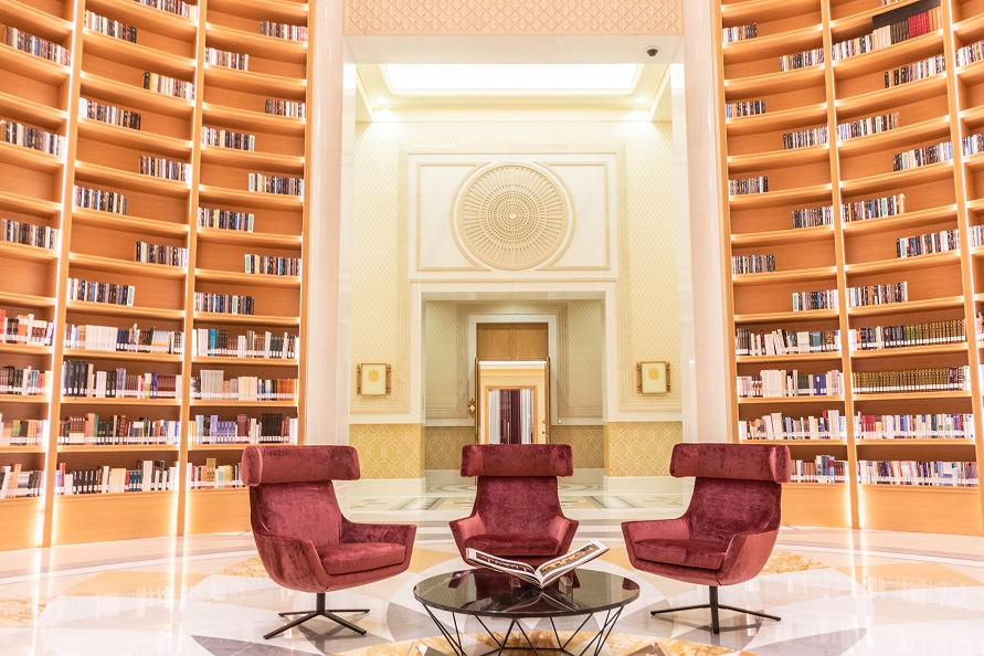 Qasr Al Watan Library 2