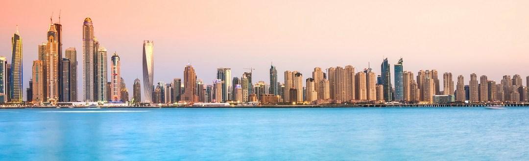 Dubai városnézés
