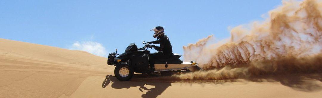 Sand-X homokszán