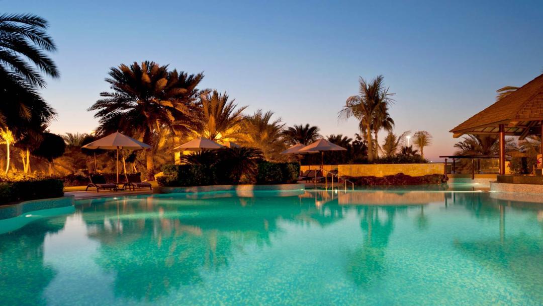 Sheraton Abu Dhabi Hotel Resort 8