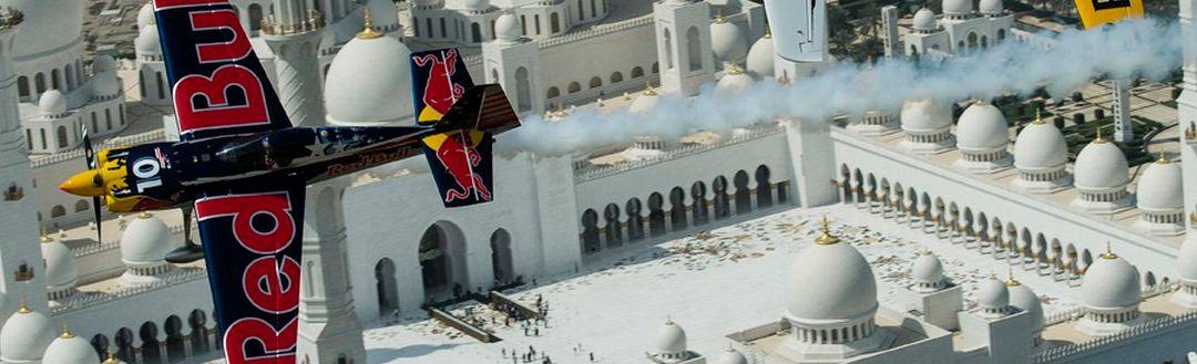 Red Bull Air Race Abu Dhabiban