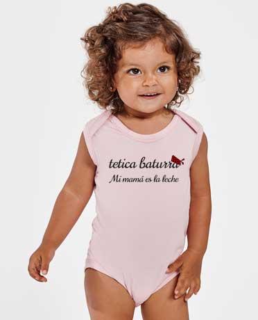 body de bebé tetica baturra