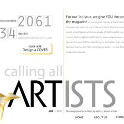 Art In Site Magazine to print 3,000 different covers made by YOU.