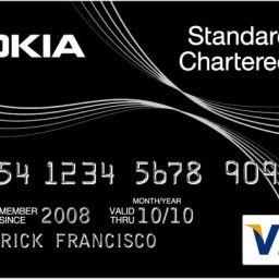 Nokia Standard Chartered VISA makes it easy to buy Nokia phones
