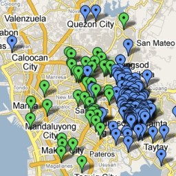 Volunteers! HELP: Plotting out Ondoy emergency areas