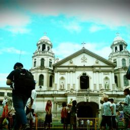 Chinatown and Quiapo with a Samsung Pixon M8910