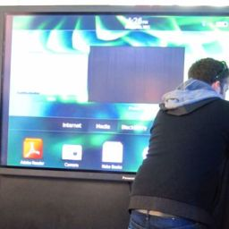 Day 0: BlackBerry Booth is all PlayBook