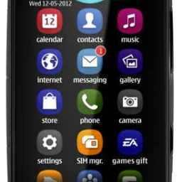 Nokia Asha 305 is full touch screen, dual SIM; sells for PHP 3,890.00