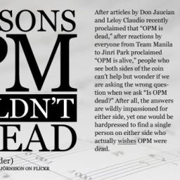 8 Reasons Why OPM Shouldn't Be Dead