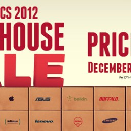 MSI ECS Warehouse Sale Pricelist (December 2-7 2012)
