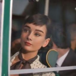Audrey Hepburn brought back to life to endorse a chocolate brand