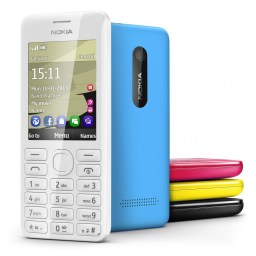 Nokia 206; dual SIM, 28 day standby time for PHP 2,850