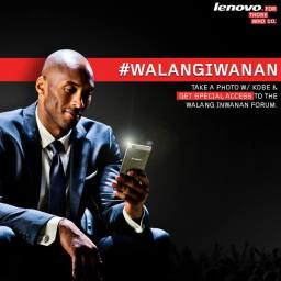 Kobe Bryant is coming to Manila for Lenovo Mobile [August 12 2013]