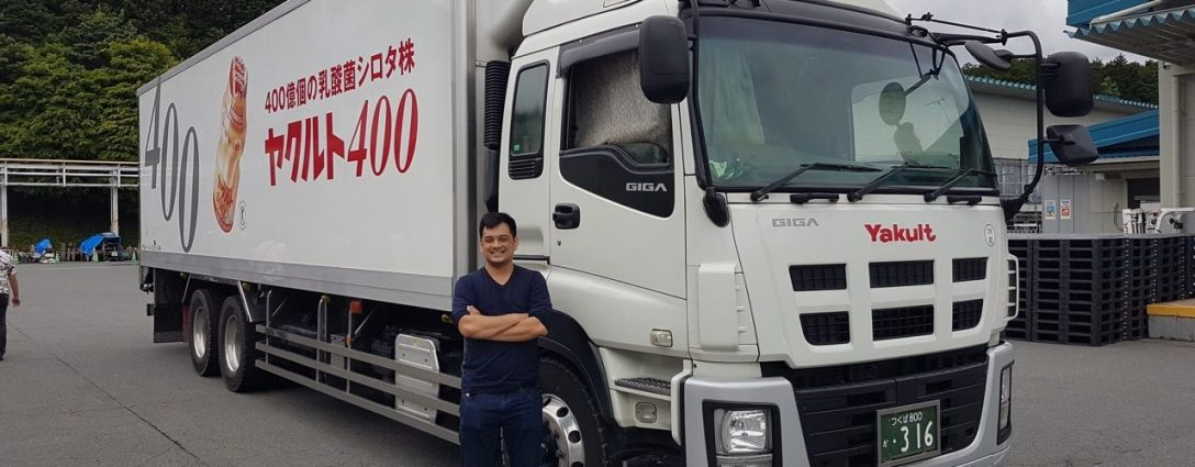 yakult 400 truck jayvee fernandez