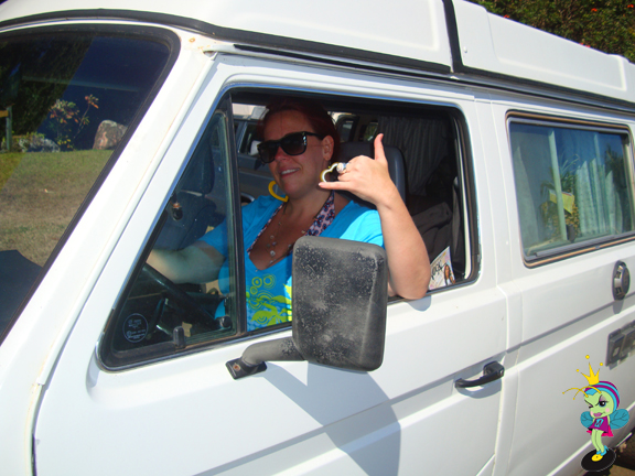 My confidence behind the wheel was renewed