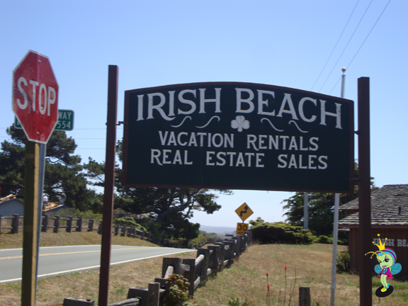 Irish Beach! We should have stayed here