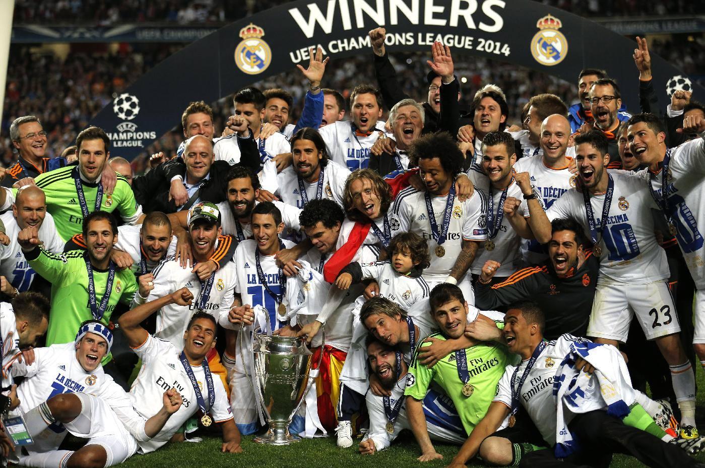 بالعاشرة حُلم ريال مدريد يتحقق