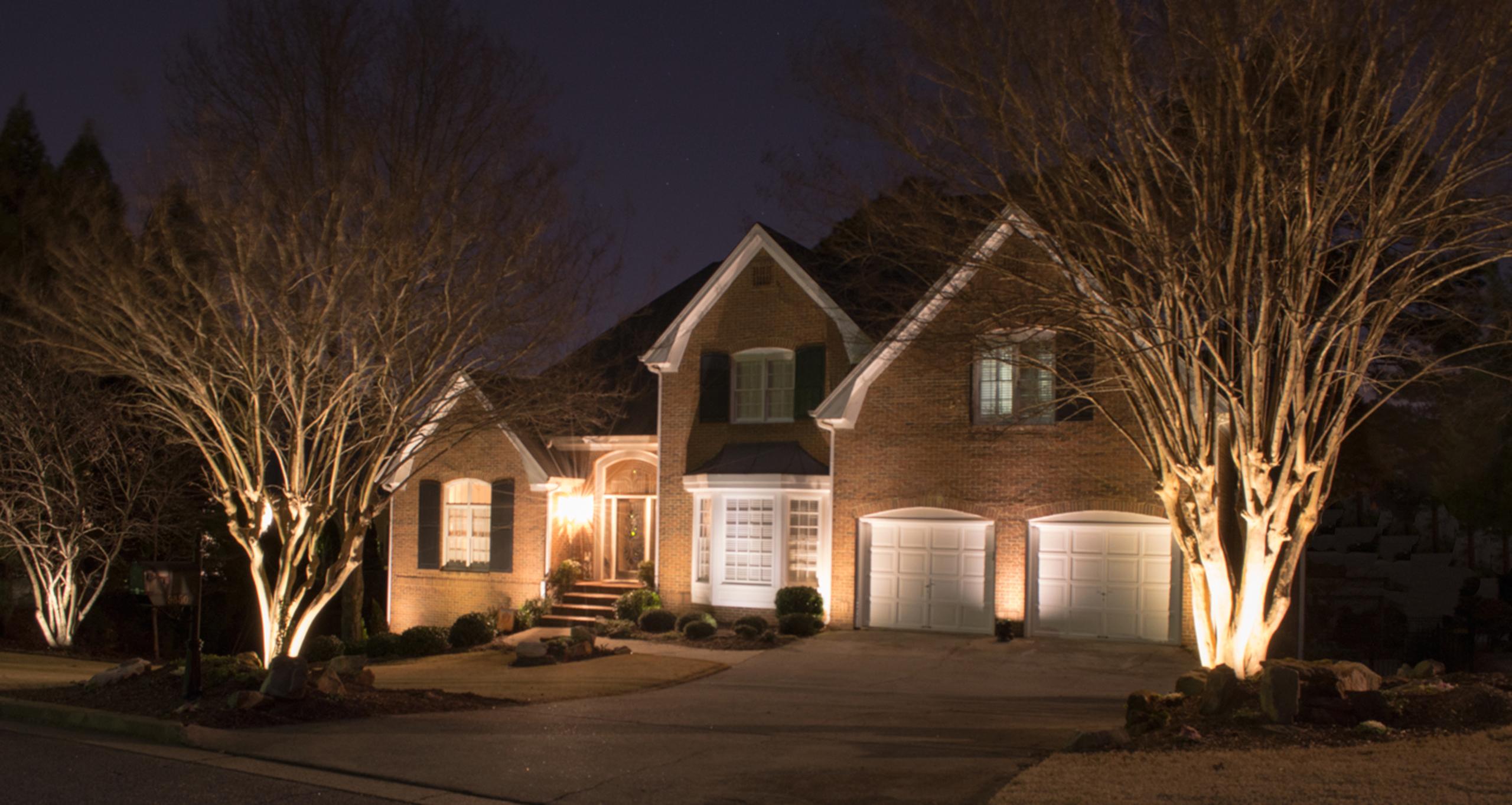 atlanta outdoor led landscape lighting