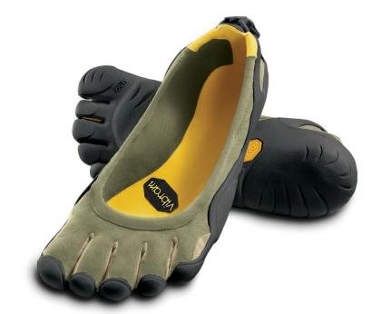 Rubber voeten