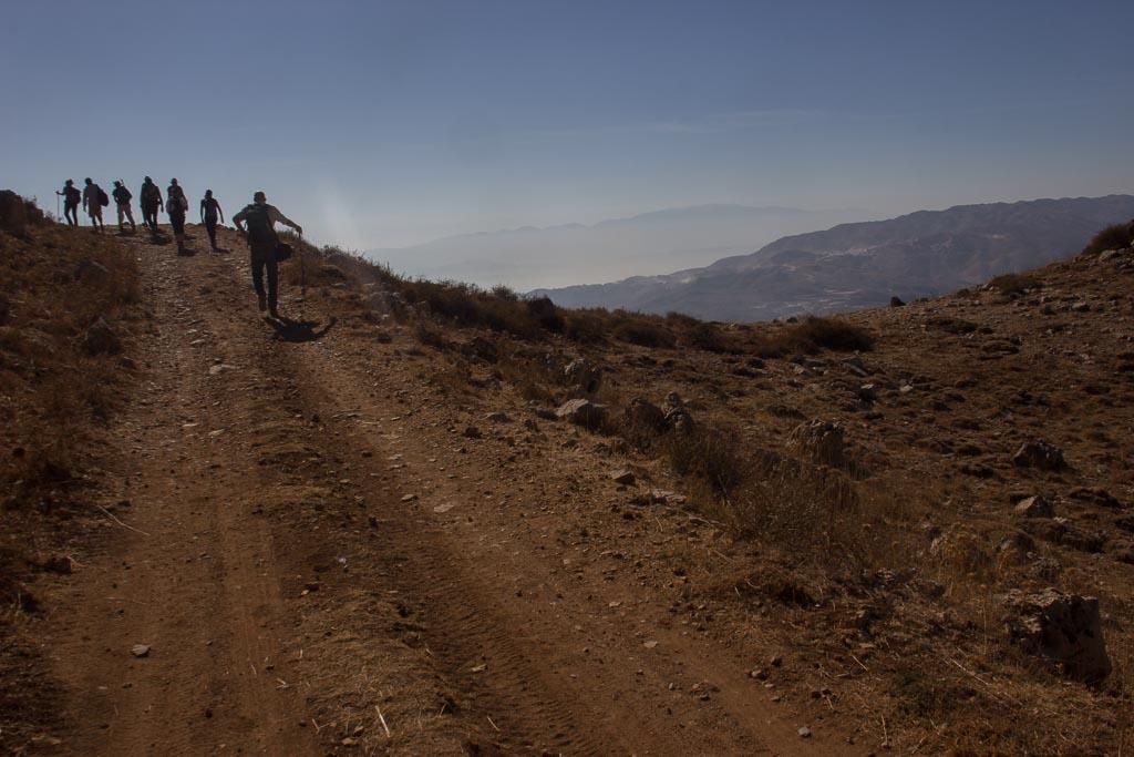 Hiken in Libanon; voor je eigen plezier en een beetje voor lasting peace