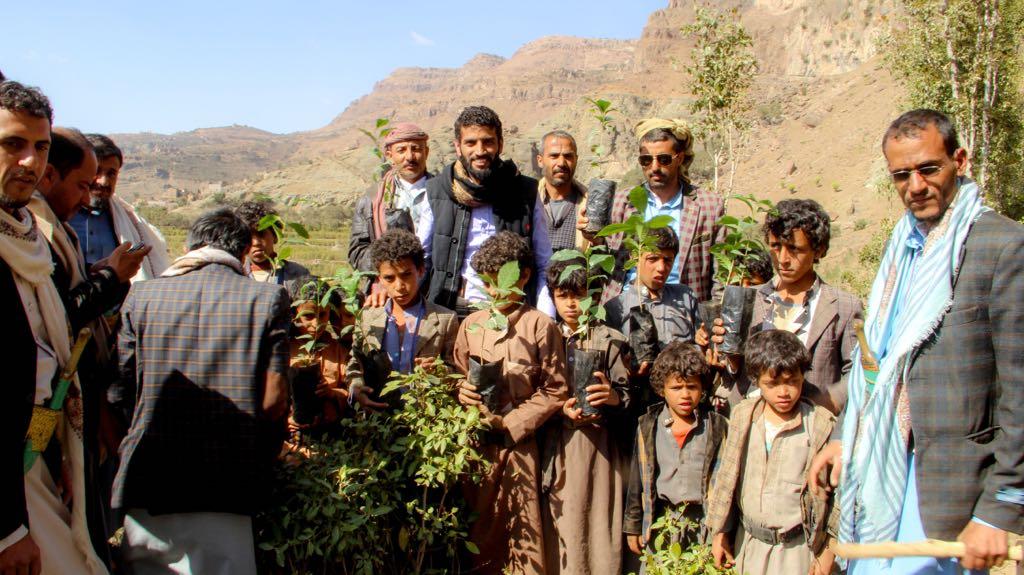Jemenitische koffieboeren mogen Nederland niet in om hun koffie aan te prijzen