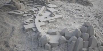 القلاع الرملية