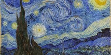 لوحات الفنان فان غوخ