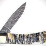 سكاكين مصنوعة من عظام الديناصورات