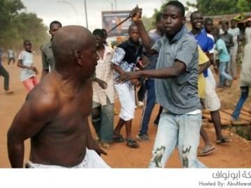 المسلمون أفريقيا الوسطى