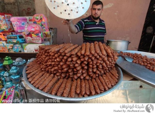 المدن الإسلامية وأنواع الطعام في رمضان