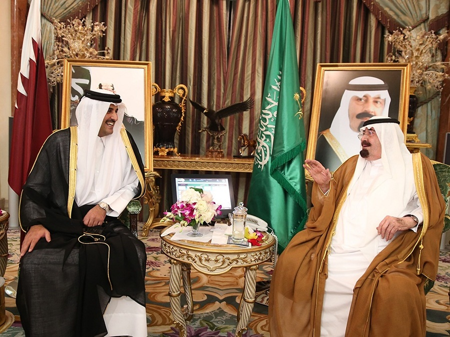 الملك عبدالله بن عبد العزيز