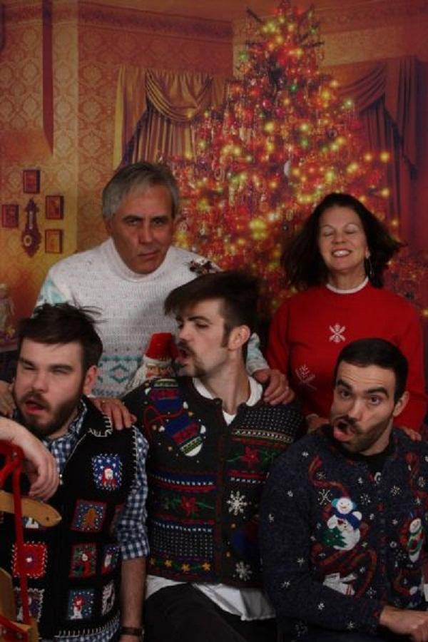 صور مضحكة للعائلة