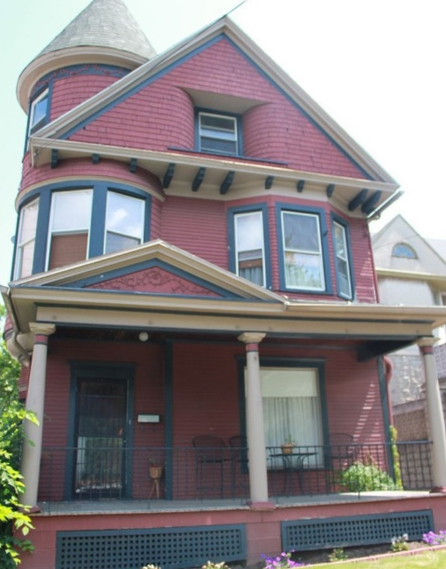 منزل مرعب في بنسلفانيا