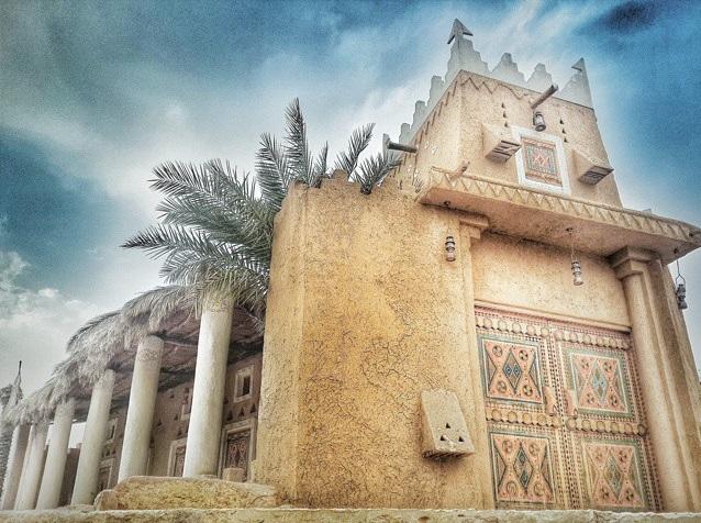 مباني الدرعية التراثية