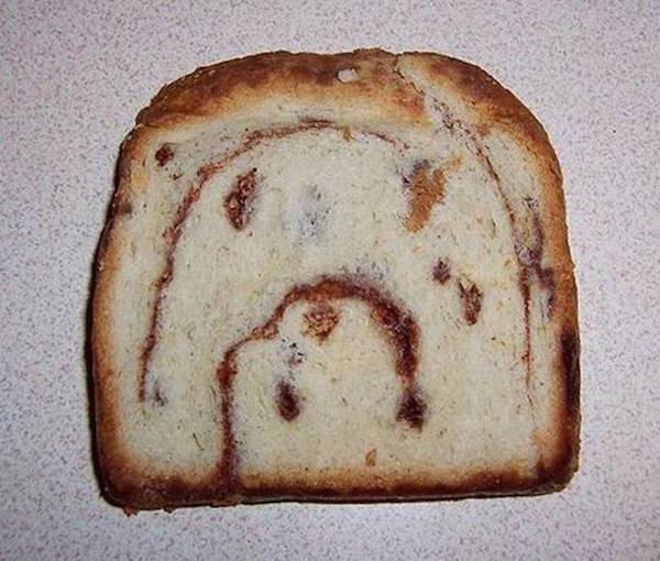 شريحة خبز