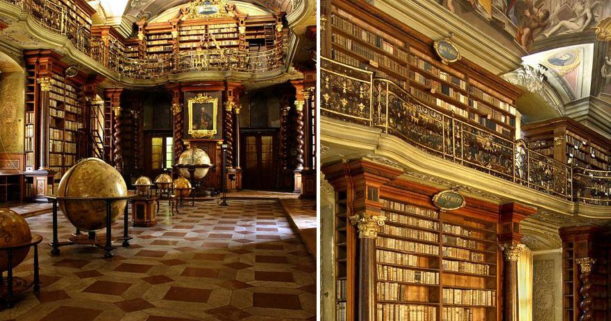 مكتبة كلامنتينوم الوطنية