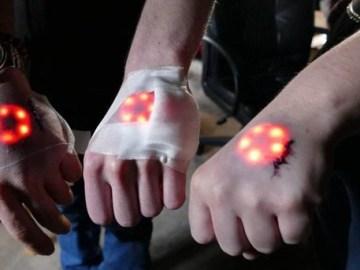 Humans becoming robots