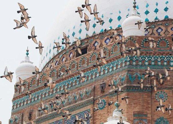 مسجد في باكستان 2712153