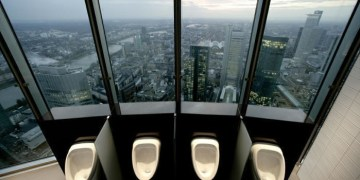 Toilets With A View