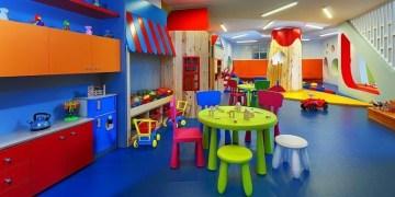Kindergarten in Greece