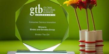 جوائز عالم الاتصالات