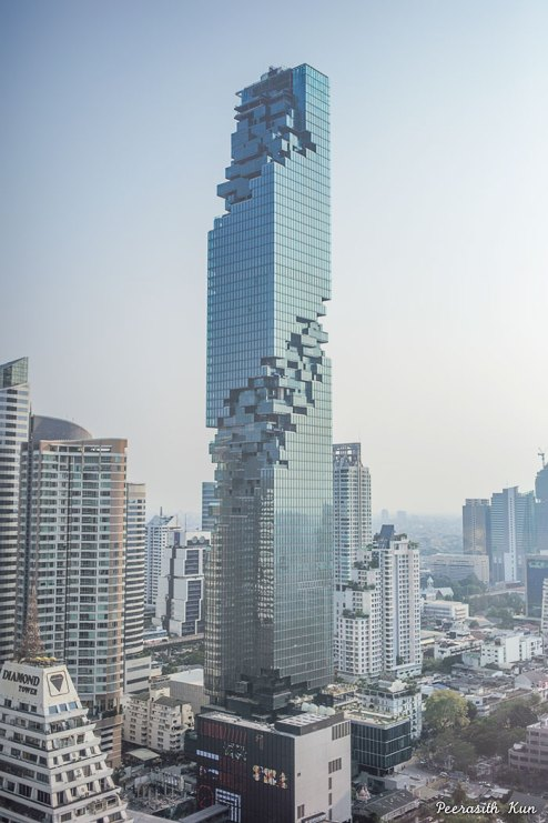 أطول ناطحة سحاب في تايلاند